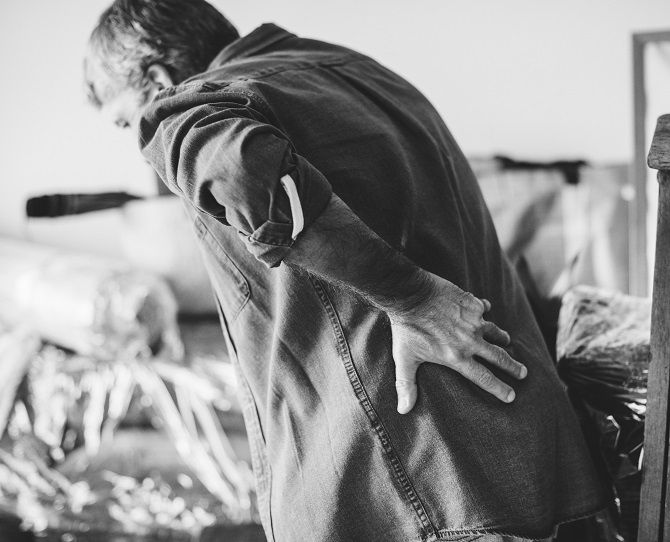 Tratamiento del dolor crónico ➤ Blog psicológico en Palma de Mallorca