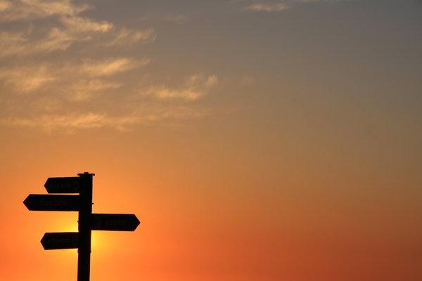 Un consejero puede ayudarlo a encontrar su camino en la vida.